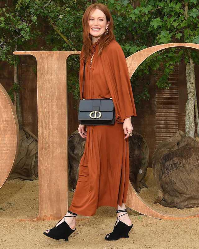 Модное шоу в лесу: Лоуренс, Водянова, Добрев и другие на показе Dior
