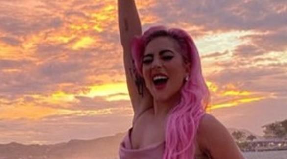 Леди Гага зажгла на свадьбе у подруги