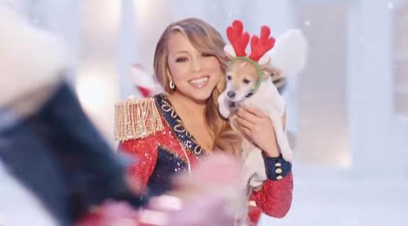 Новый клип на рождественский хит Мэрайи Кэри и тизер «Тихого места 2»