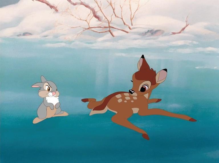 Disney готовит ремейк мультфильма «Бэмби» 1