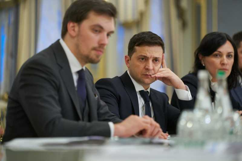 Президент Украины провел совещание по вопросам тарифов на теплоснабжение и энергоэффективности
