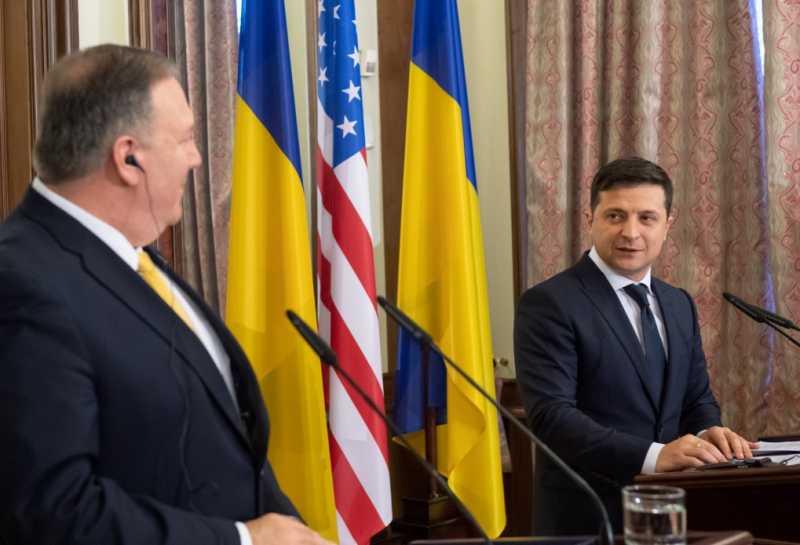 Украина готова развивать новые формы партнерства с США в сфере безопасности – Президент