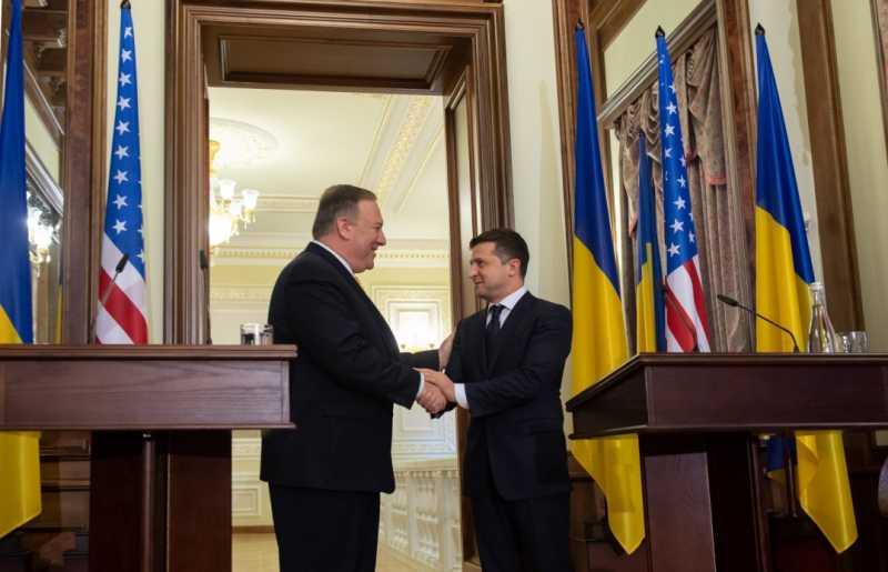 Владимир Зеленский: Соединенные Штаты Америки есть и будут ключевым союзником Украины