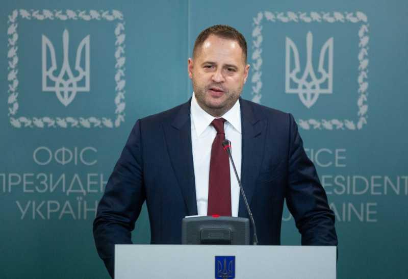 Андрей Ермак назвал приоритетные направления своей работы в должности руководителя Офиса Президента