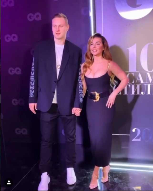 Янис Тимма и Анна Седакова