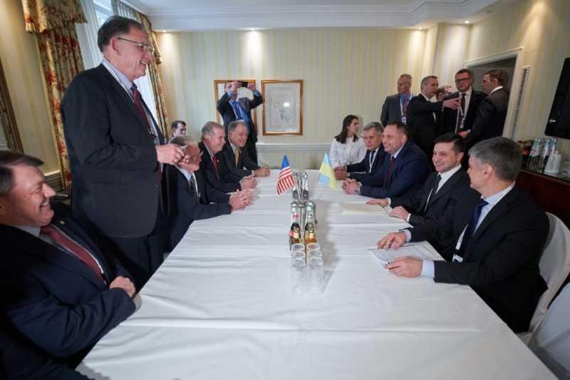 Я чувствую очень положительное отношение США к Украине – Президент
