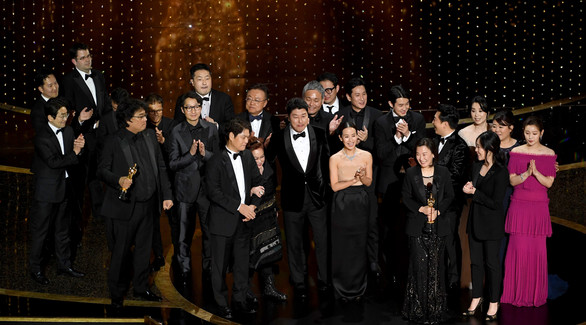 Лучшие фото с вечеринки «Оскар»