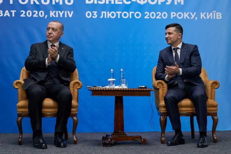 Наибольшие перспективы для экономического партнерства Украины и Турции открываются в инвестиционной сфере – Президент