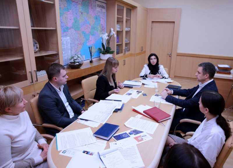 Николай Кулеба обсудил с представителями МВД и киберполиции особенности расследования преступлений в отношении детей