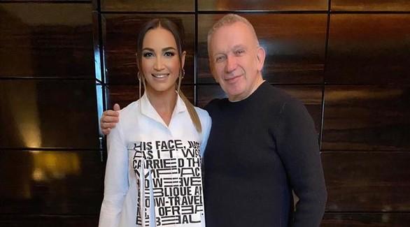 Ольга Бузова объявила о сотрудничестве с Жаном-Полем Готье