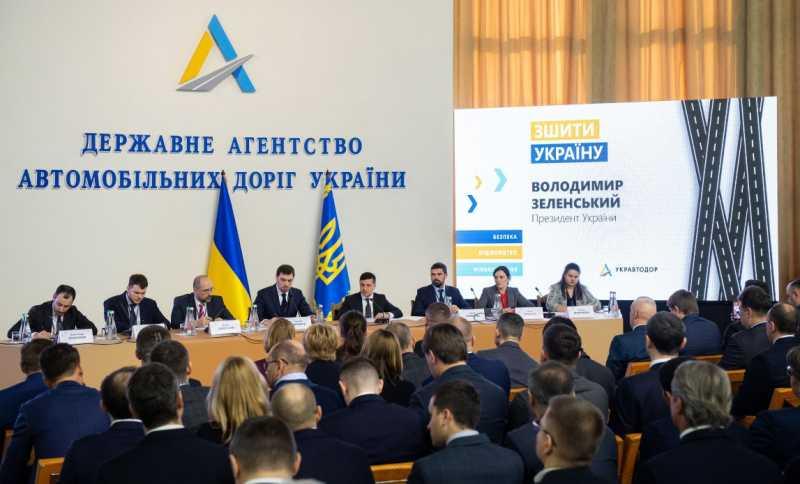 Президент призвал три области срочно предоставить план строительства и ремонта дорог