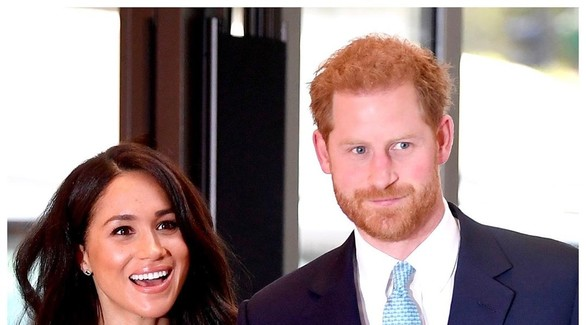 Принцу Гарри и Меган Маркл запретили использовать бренд SussexRoyal