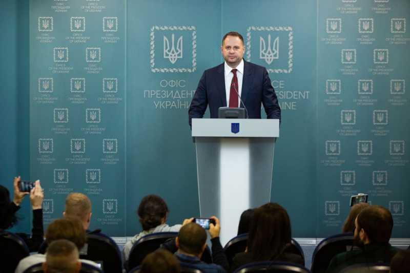 Руководитель Офиса Президента Украины: Без медиа власть не может стать лучше, и стоит это признать