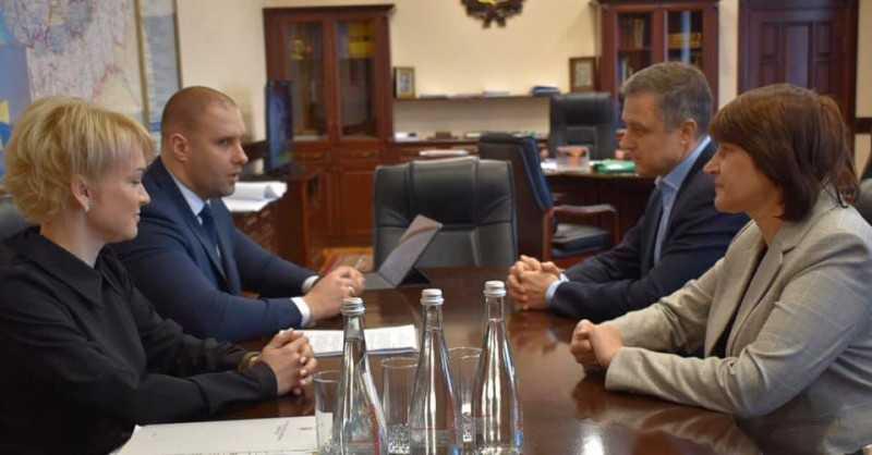 Уполномоченный Президента по правам ребенка посетил Полтавскую область