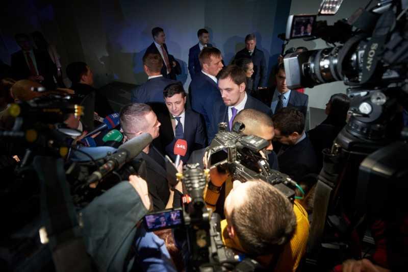 Владимир Зеленский: Украина – это Европа, но вчера казалось, что мы – Европа эпохи Средневековья