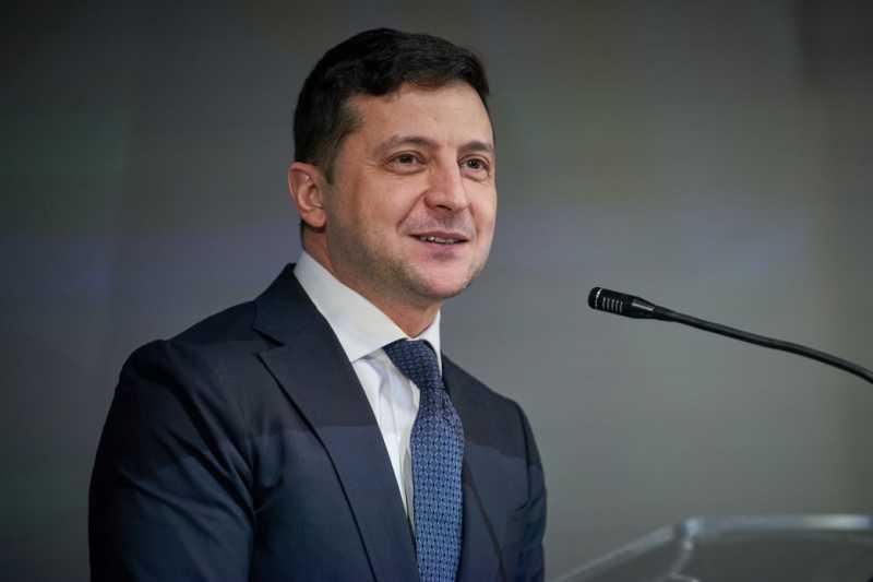 Владимир Зеленский: Украинский фонд стартапов – это помощь маленькому бизнесу стать большим