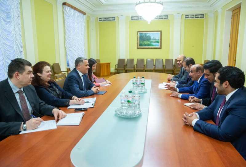 Заместитель руководителя Офиса Президента Украины обсудил с министром транспорта и коммуникаций Катара инвестиционное сотрудничество между государствами