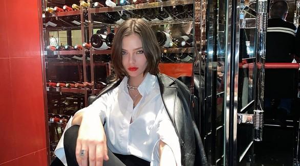 «Человек хочет внимания»: Алеся Кафельникова о скандальном интервью своего папы