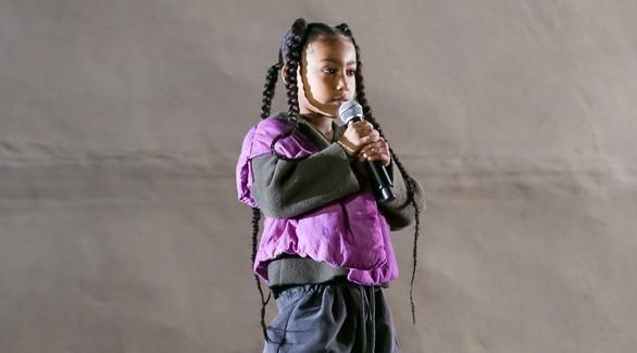 Дочь Канье Уэста зачитала рэп в Париже и нарушила авторские права