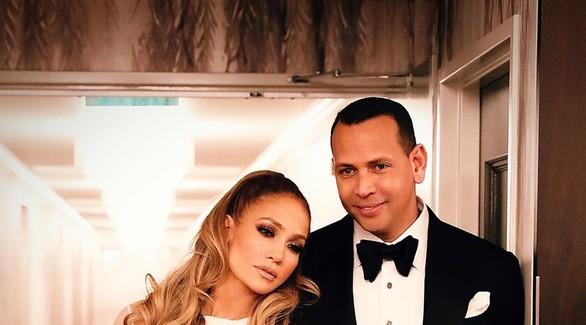 Джей Ло и Алекс Родригес спустя год начали готовиться к свадьбе