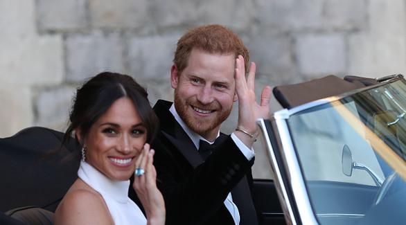Меган и Гарри «покинули чат»: пара опубликовала прощальный пост в Instagram