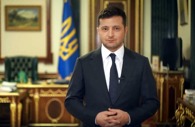 Обращение Президента Украины относительно обеспечения средствами, необходимыми для борьбы с распространением коронавируса