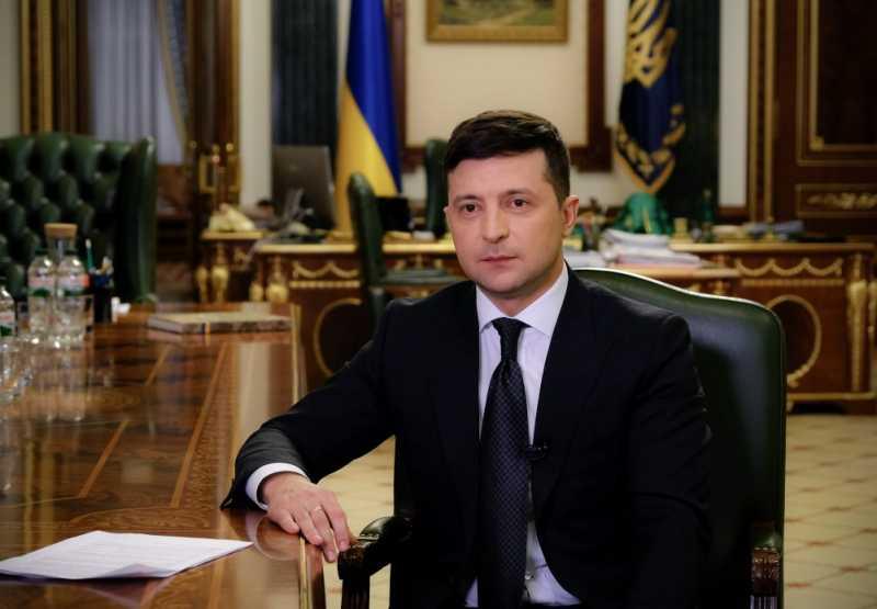 Обращение Президента Украины в связи с введением карантина