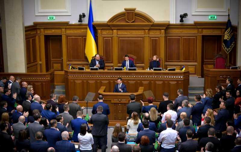 Правительство Алексея Гончарука имеет достижения, но украинцам этого мало – Владимир Зеленский