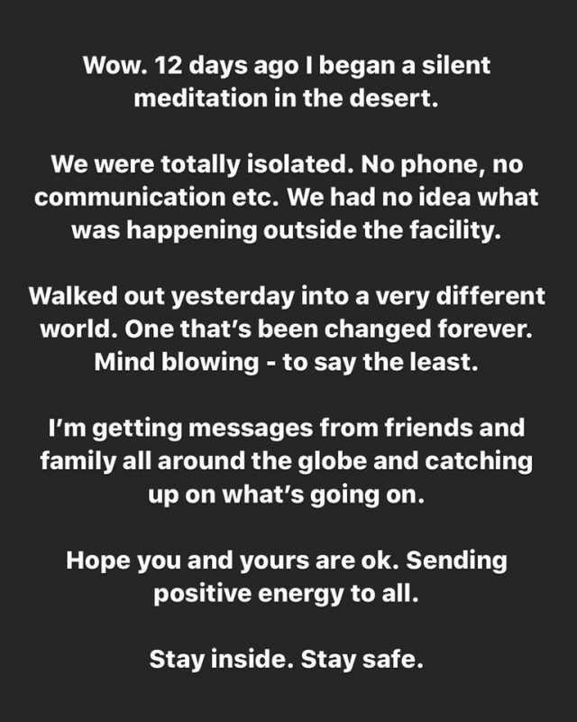 «Взрыв мозга»: Джаред Лето вернулся из медитации и не узнал этот мир2