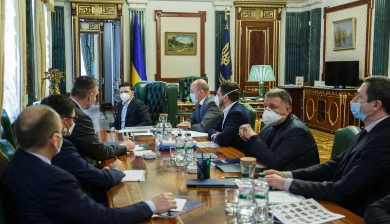 У регионов есть несколько источников финансирования для борьбы с коронавирусом – Владимир Зеленский