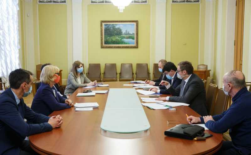 В Офисе Президента обсудили готовность Государственной уголовно-исполнительной службы к противодействию коронавирусу