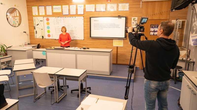 «Всеукраинская школа онлайн» в первый день после старта собрала более 3,3 млн зрителей