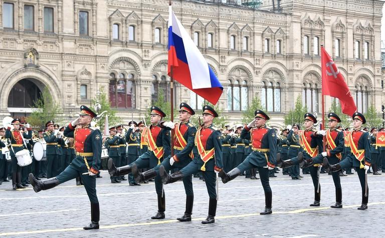 24 июня - Парад Победы в Москве!1
