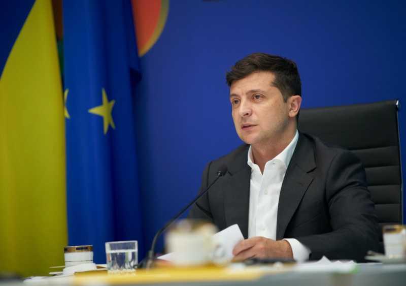 ЕС и участники Восточного партнерства должны сосредоточиться на возобновлении деловых контактов и выводе экономики из кризиса после COVID-19 – Президент Украины