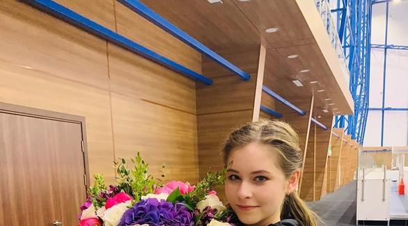 Фигуристка Юлия Липницкая и ее бойфренд ждут ребенка