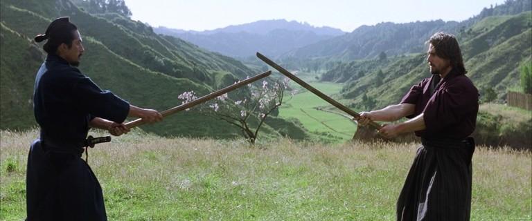 Кадр из фильма «Последний самурай»