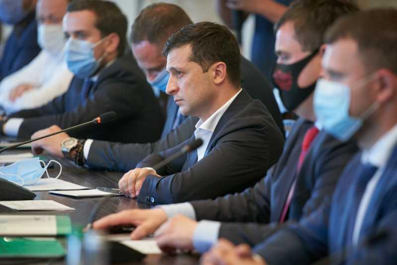 Наши послы должны быть амбассадорами украинского экспорта – Президент в ходе общения с агробизнесом Херсонщины