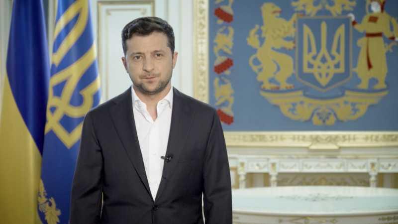 Обращение Президента в связи с наводнением в западных областях Украины