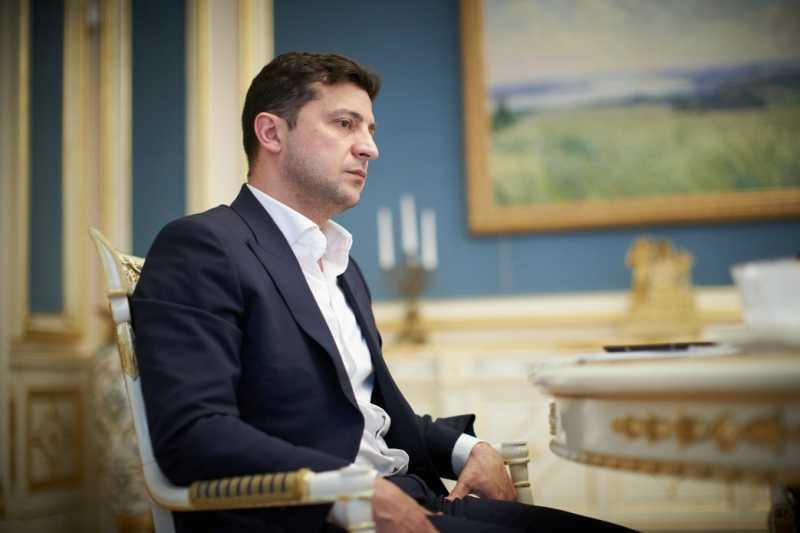 Украина и Канада усиливают экономические и политические связи – Президент