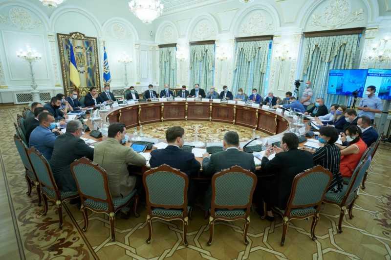 Владимир Зеленский на заседании Нацсовета реформ: Любая реформа – это прежде всего результат