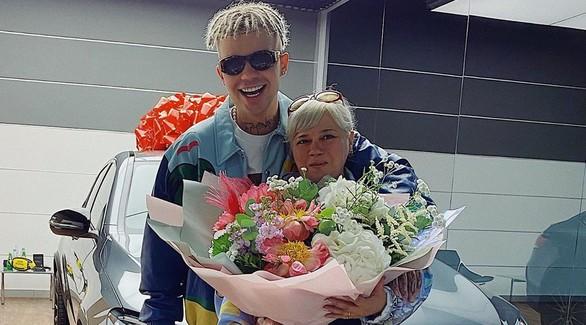 Элджей сделал маме подарок за три миллиона рублей