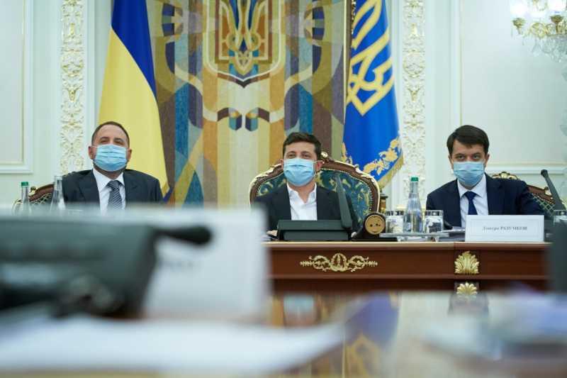 Национальный совет реформ обсудил инициативы по приватизации в Украине