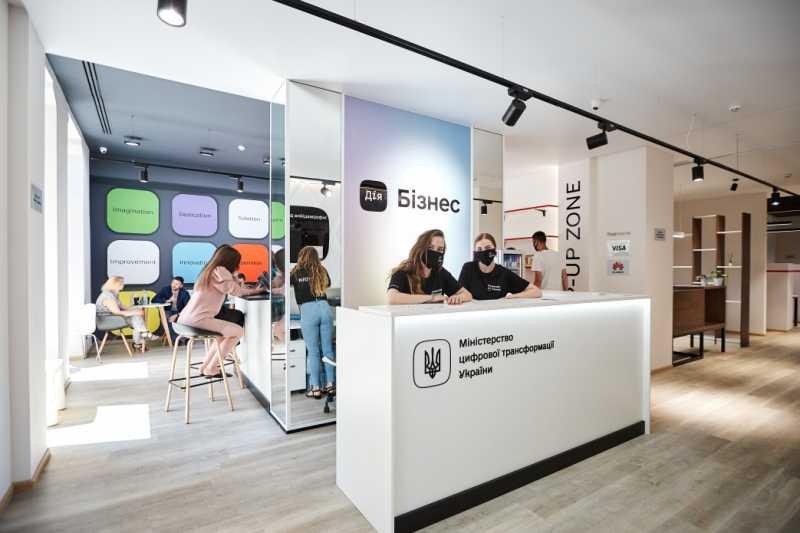 Первый в Украине Центр поддержки предпринимателей Дія.Бізнес заработал в Харькове