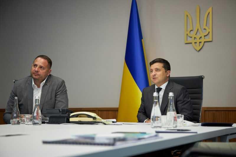 Президент обсудил строительство мемориала «Бабий Яр» в Киеве