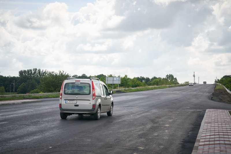Президент ознакомился с реализацией программы «Большое строительство» на Волыни: в этом году будет достроена объездная дорога вокруг Луцка