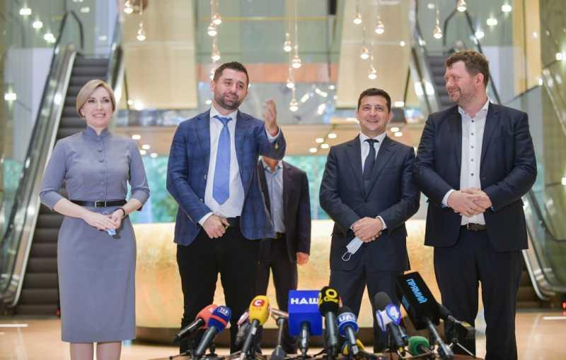 Президент поддерживает выдвижение народного депутата от партии «Слуга Народа» Ирины Верещук для участия в выборах городского головы Киева