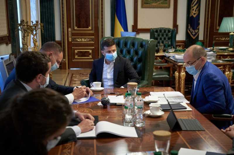 Президент поставил задачу навести порядок с медицинским обеспечением ветеранов АТО/ООС