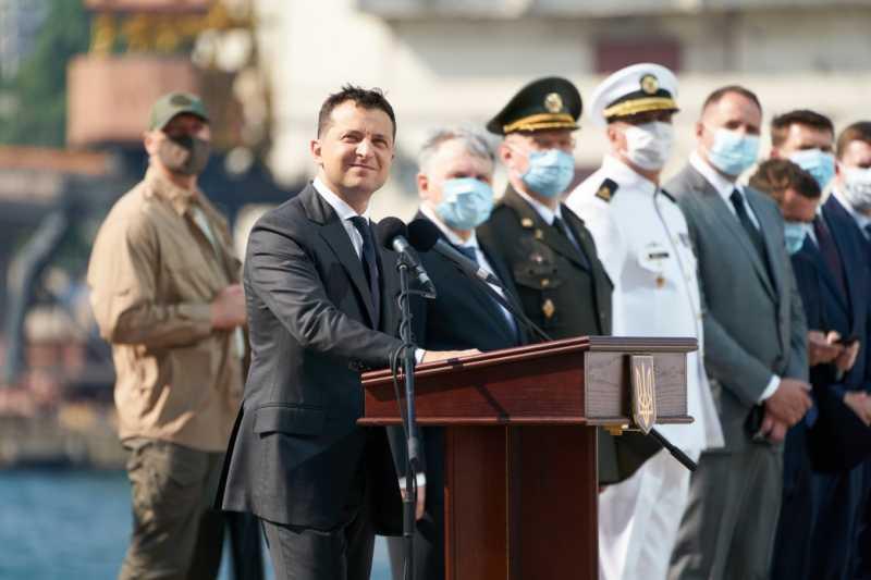Президент поздравил с шестой годовщиной освобождения Краматорска и Славянска: Благодарим всех, кто помог вернуть города, сделав их свободными и мирными