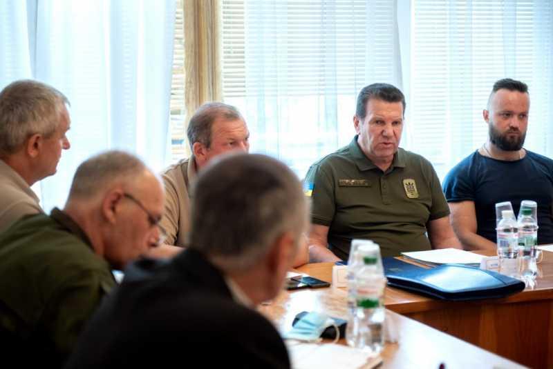Состоялось заседание Консультативного совета по делам ветеранов при Президенте Украины