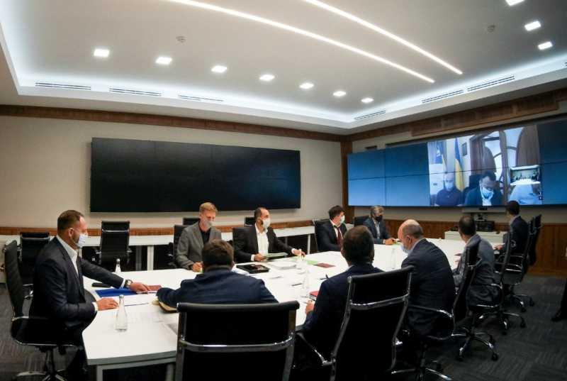 В Офисе Президента обсудили создание высокогорного всесезонного спортивно-туристического кластера в Карпатах